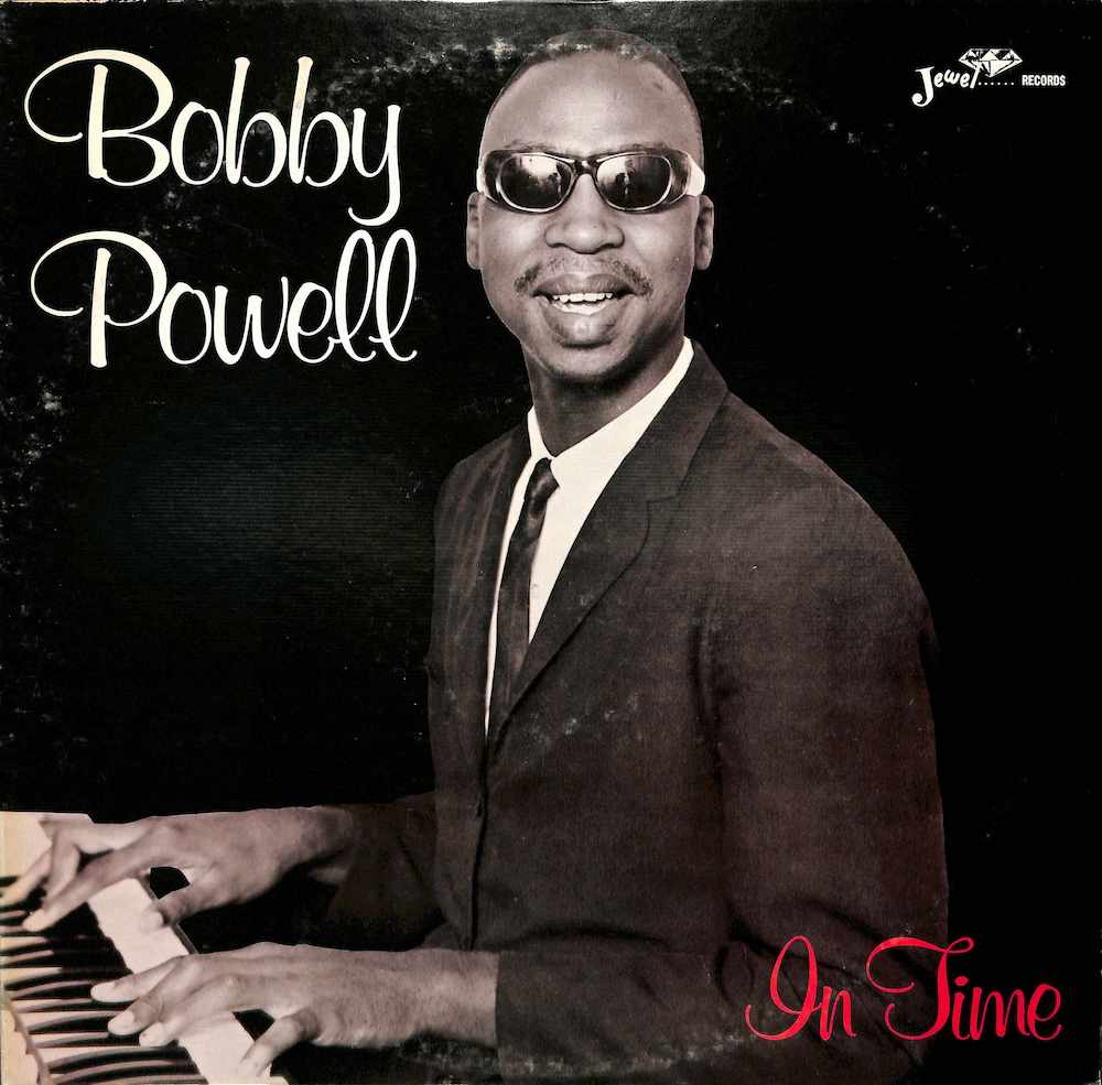 BOBBY POWELL - In Time - LP