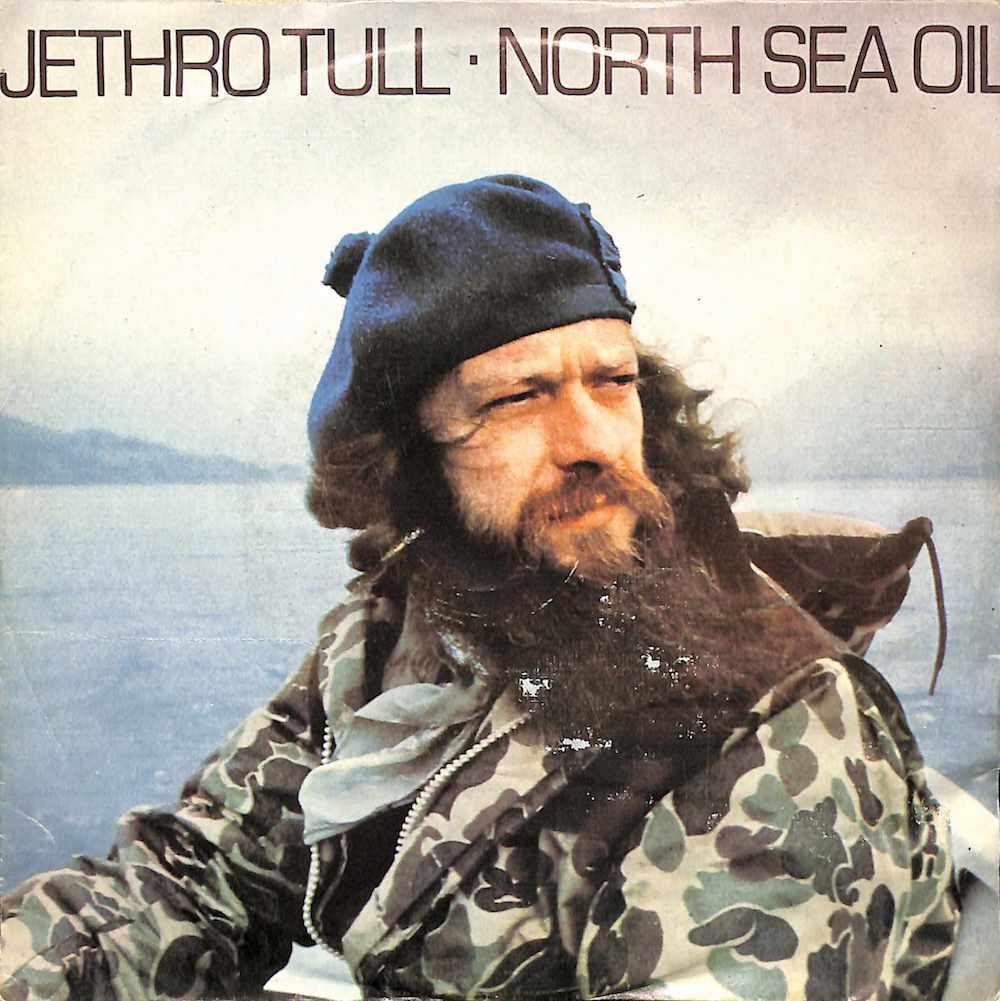 JETHRO TULL - North Sea Oil / Elegy - 7inch x 1