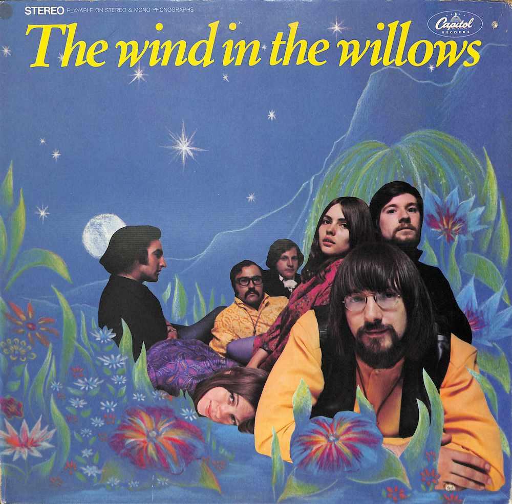 WIND IN THE WILLOWS - The Wind In The Willows - LP