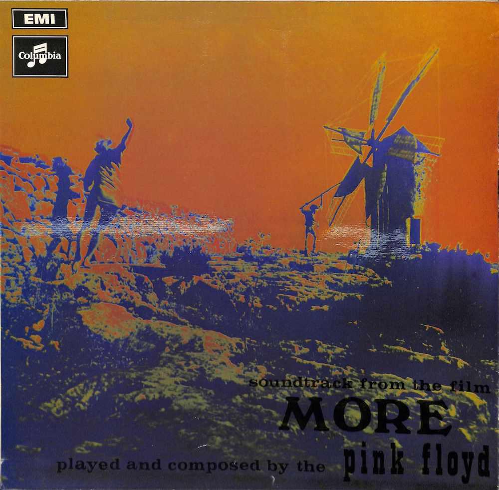 PINK FLOYD - More - LP