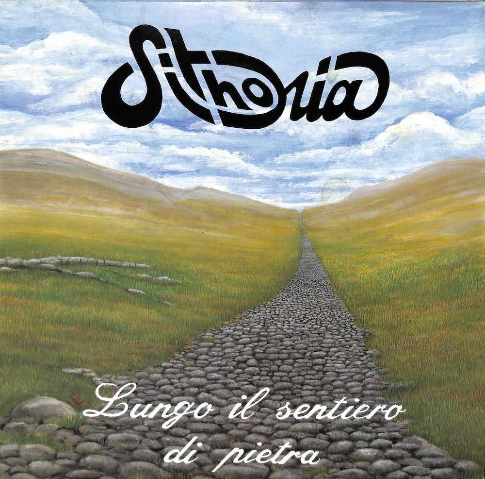 SITHONIA - Lungo Il Sentiero Di Pietra - LP