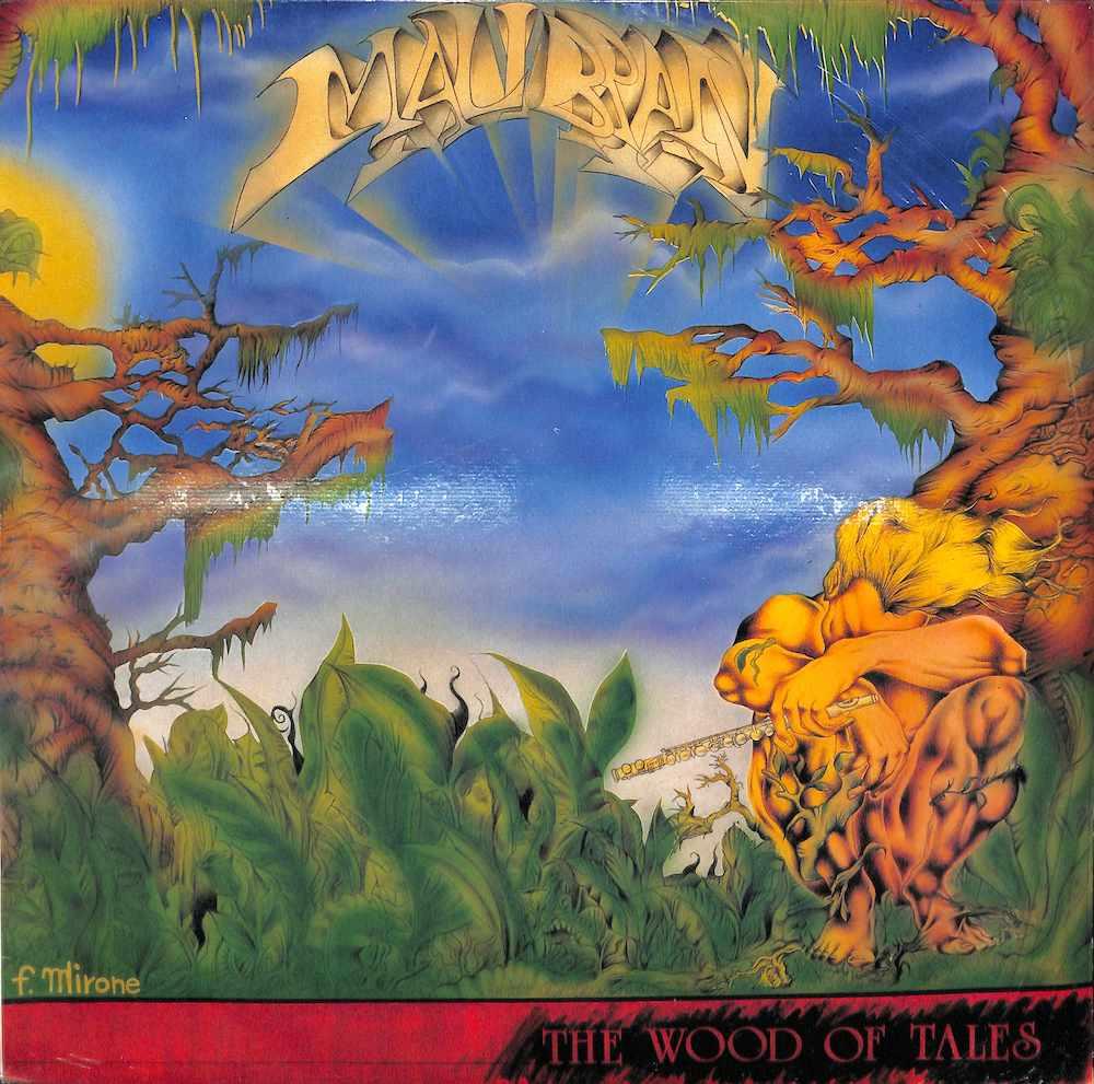 MALIBRAN - The Wood Of Tales - LP