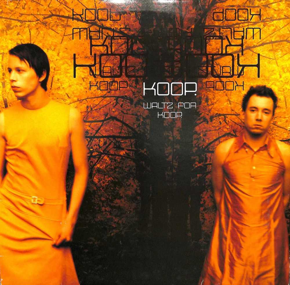KOOP - Waltz For Koop - 33T