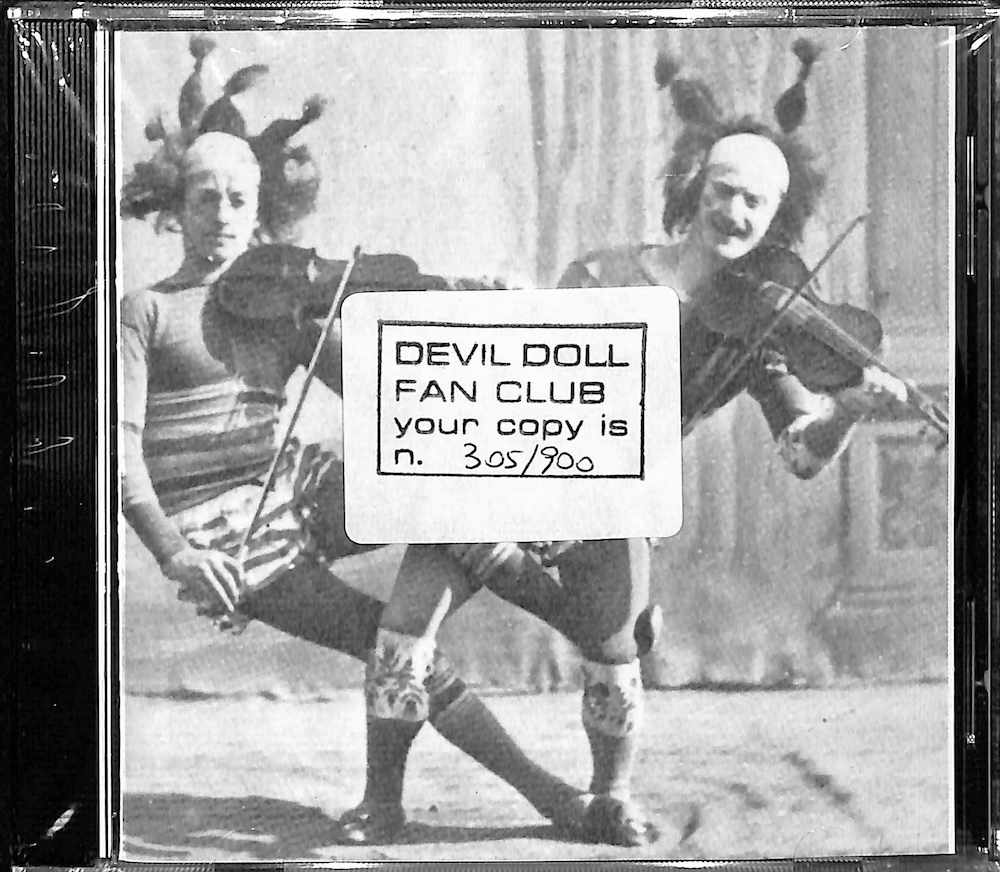 DEVIL DOLL - Eliogabalus - CD