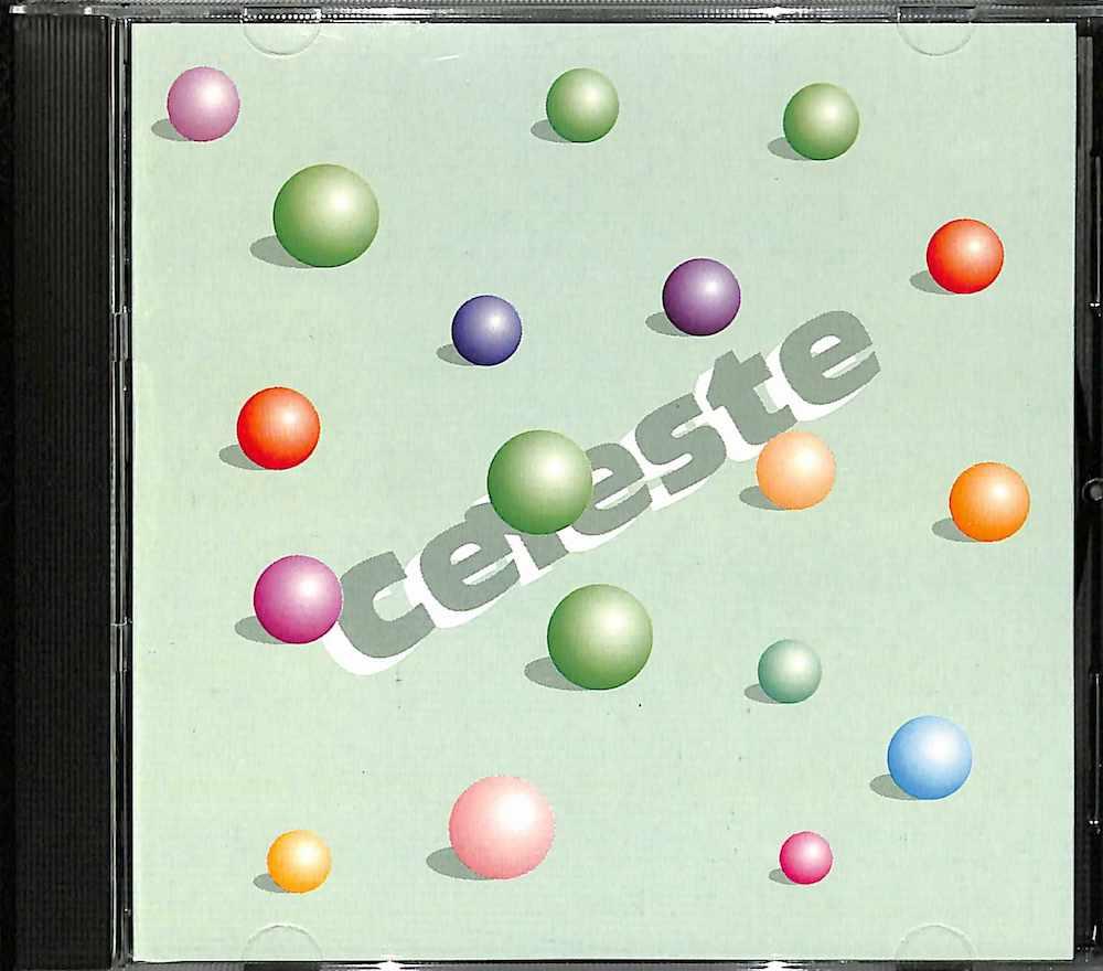 CELESTE - I Suoni In Una Sfera - CD