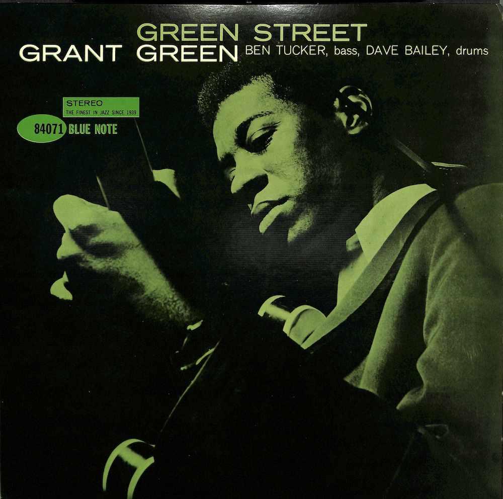 GRANT GREEN - Green Street - 33T