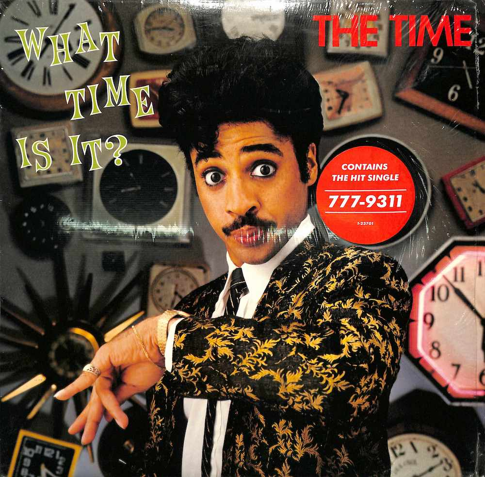 TIME - What Time Is It? - LP