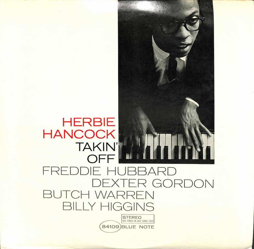 HERBIE HANCOCK - Takin' Off - 33T