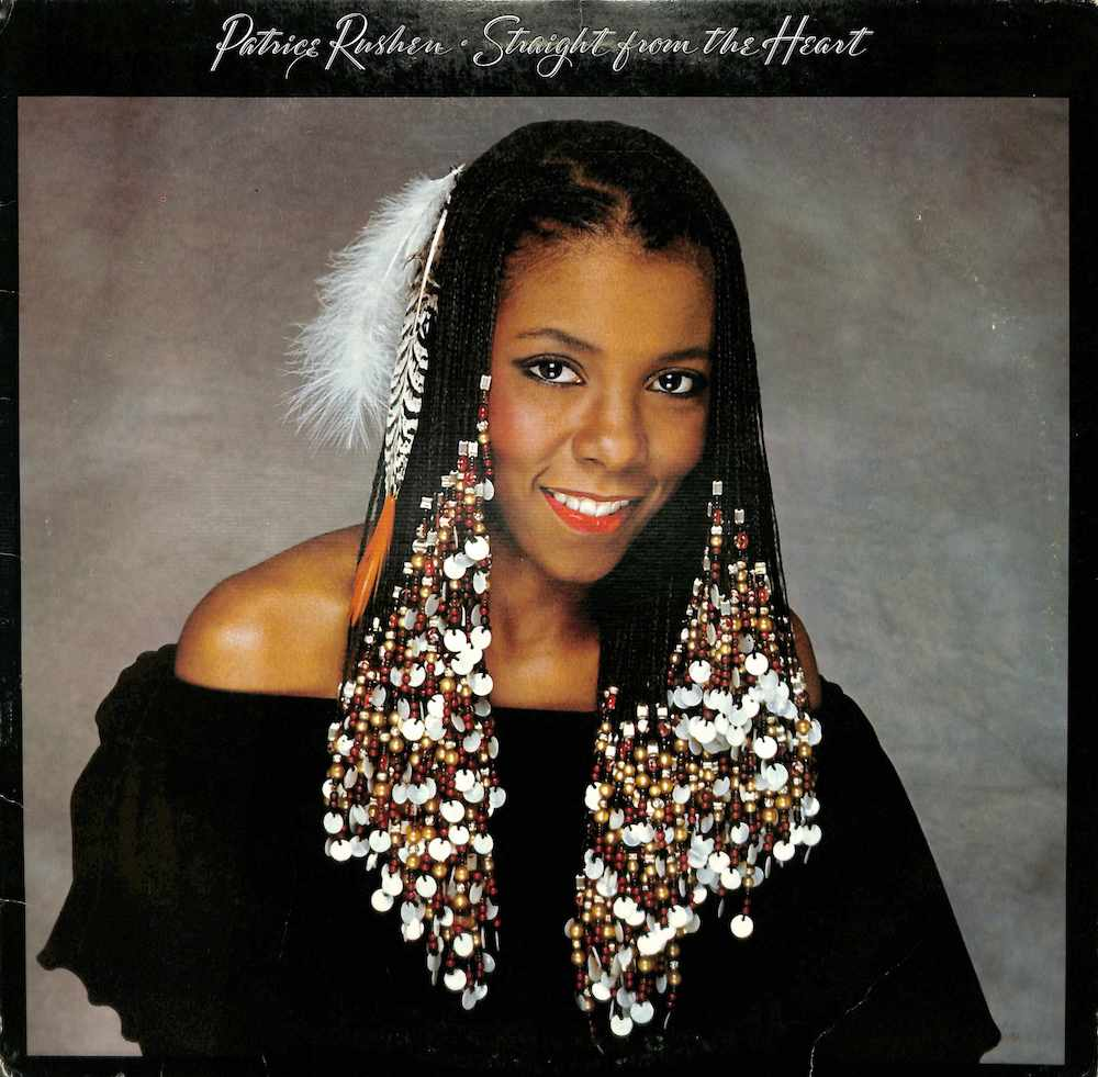 PATRICE RUSHEN - Straight From The Heart - 33T