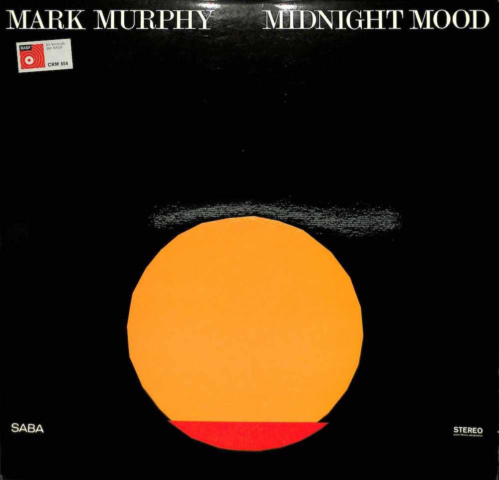 MARK MURPHY - Midnight Mood - 33T