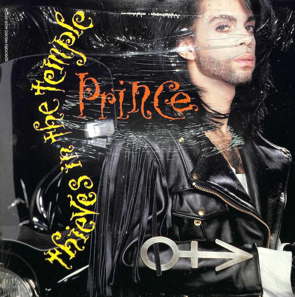 PRINCE - Thieves In The Temple: 12'' Remixes - 12 inch x 1