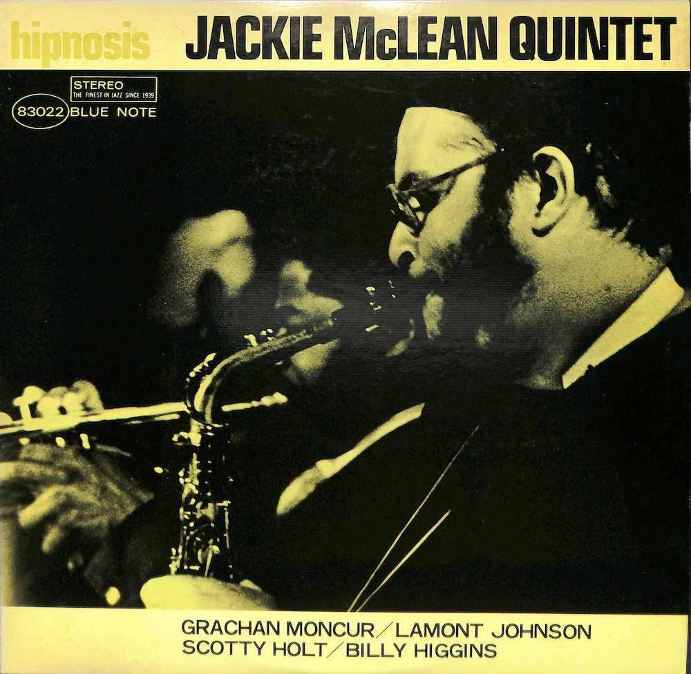 JACKIE MCLEAN QUINTET - Hipnosis - 33T