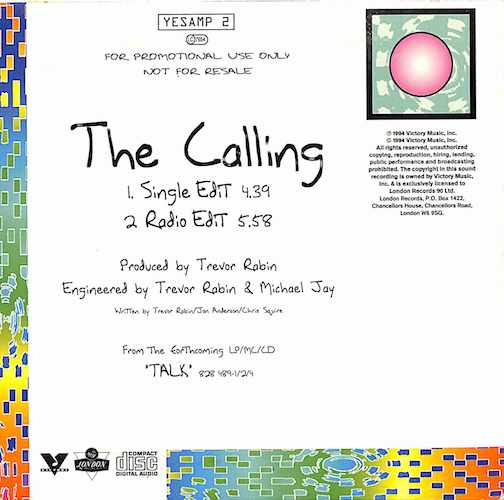 YES The Calling