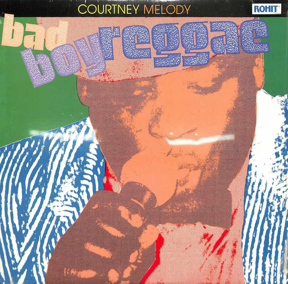 COURTNEY MELODY - Bad Boy Reggae - LP