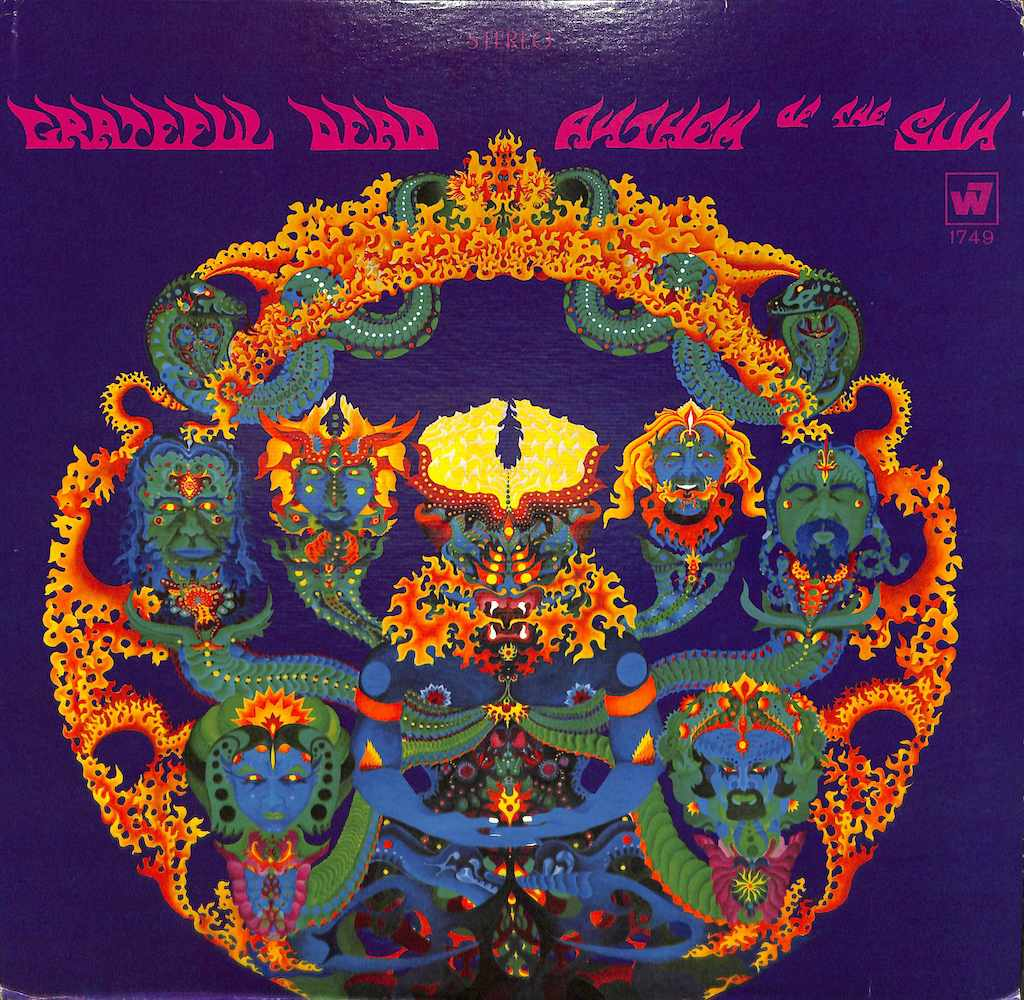 GRATEFUL DEAD - Anthem Of The Sun - LP