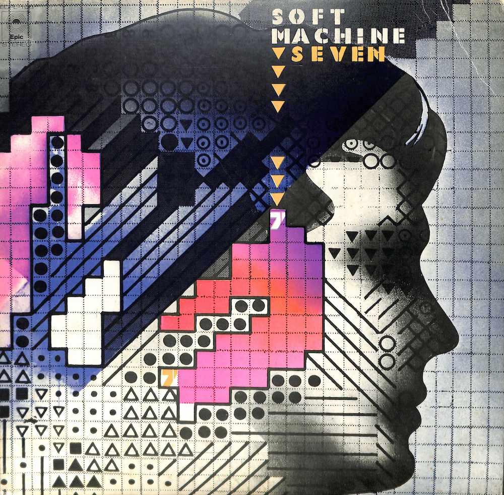 SOFT MACHINE - Seven: 7 - LP