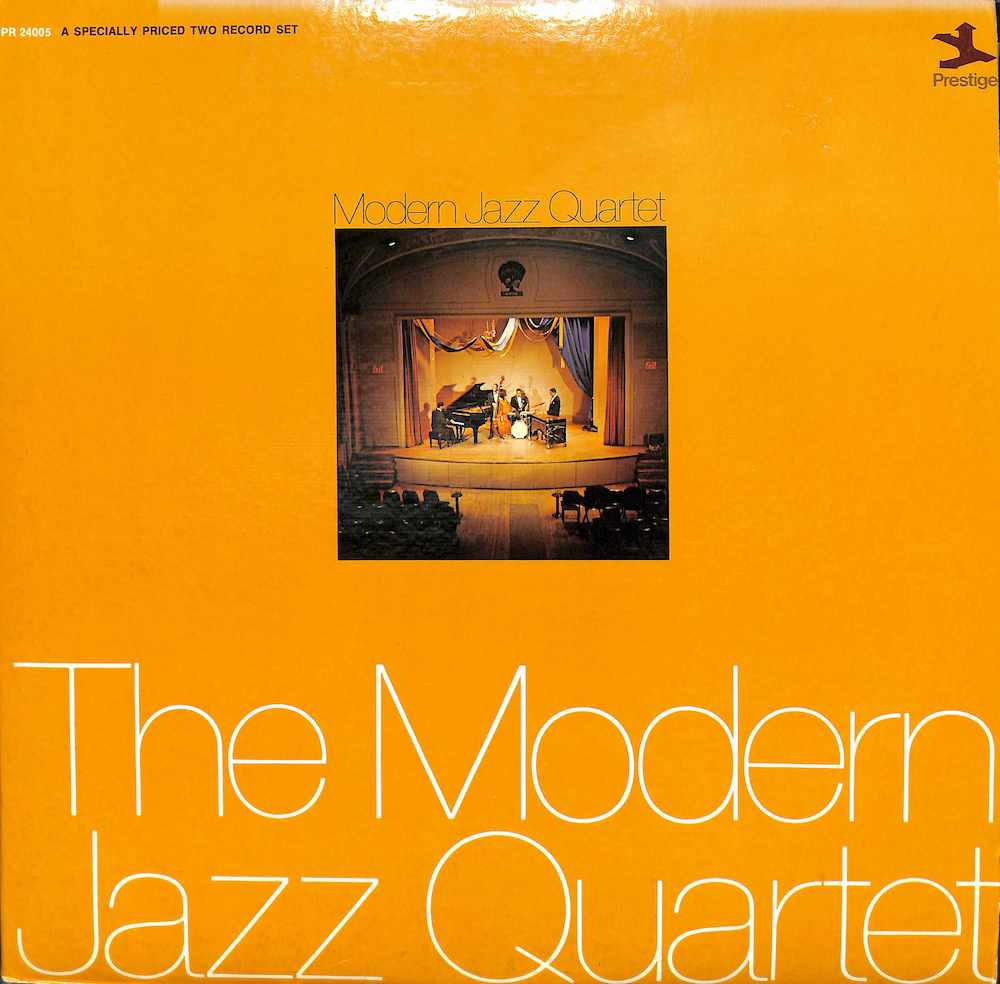 MJQ: MODERN JAZZ QUARTET - The Modern Jazz Quartet - LP