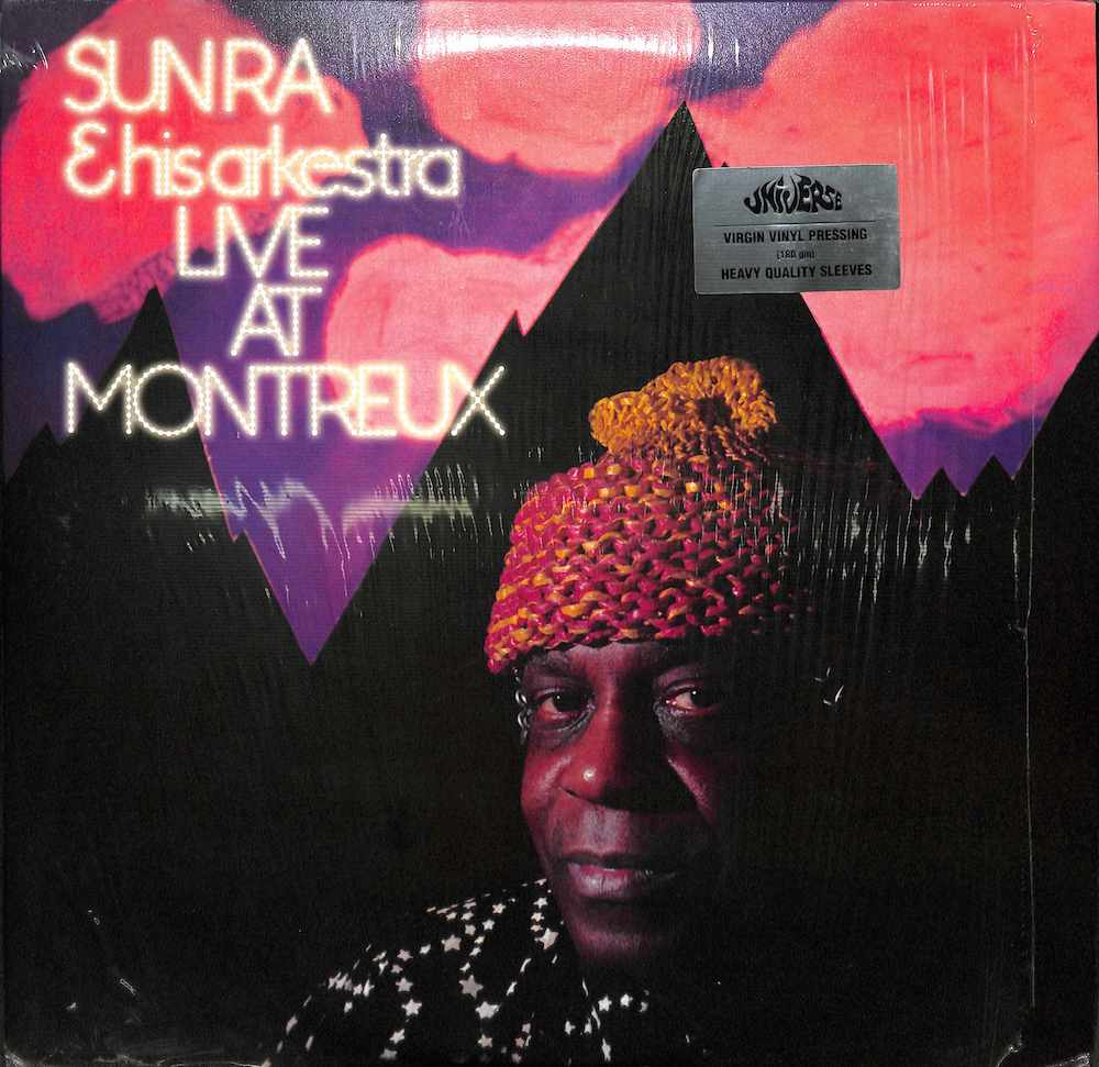 SUN RA & HIS ARKESTRA - Live At Montreaux - LP