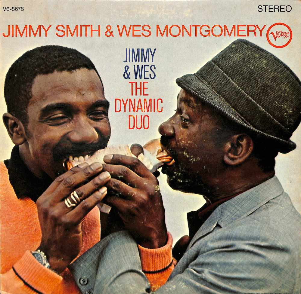 JIMMY SMITH & WES MONTGOMERY - Jimmy & Wes: The Dynamic Duo - LP