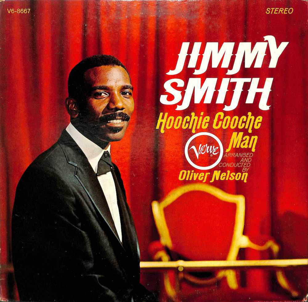 JIMMY SMITH - Hoochie Cooche Man - LP