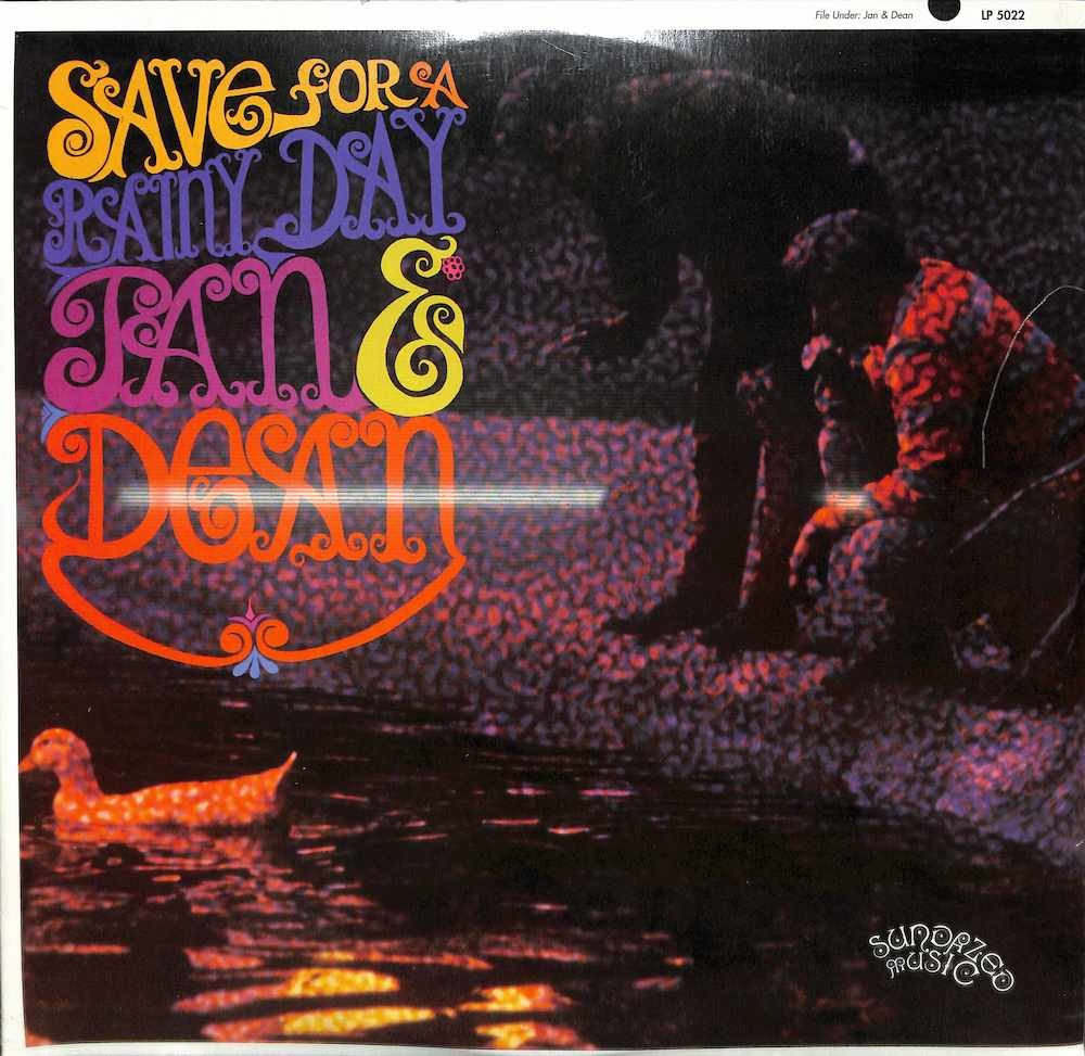 JAN & DEAN - Save For A Rainy Day - LP