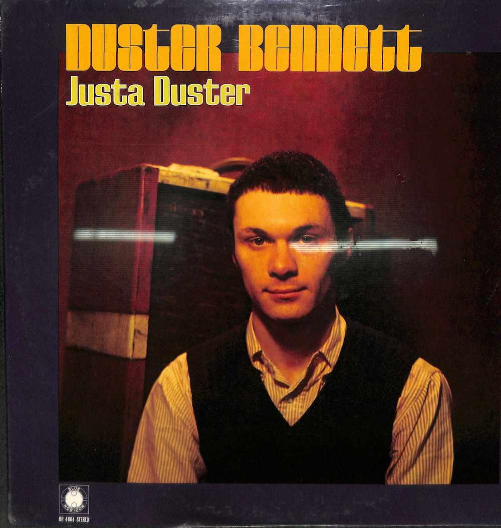 DUSTER BENNETT - Justa Duster - 33T