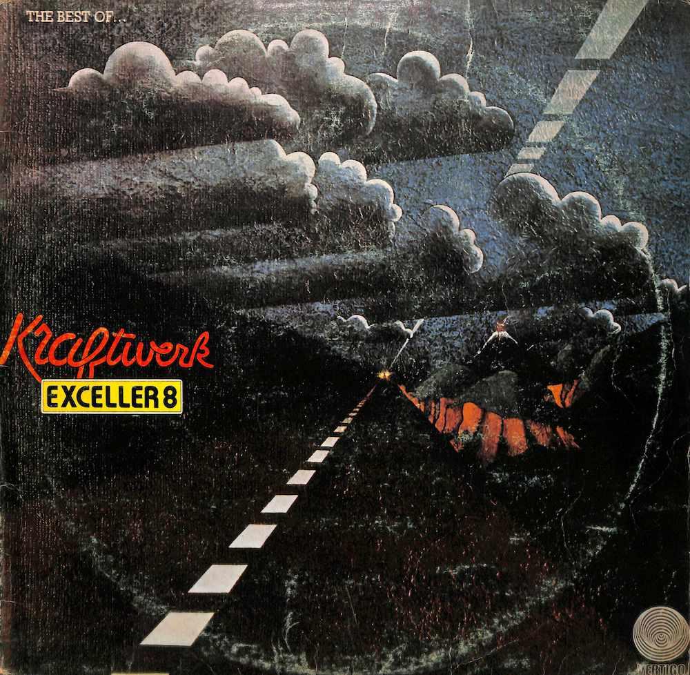 KRAFTWERK - Exceller 8: The Best Of - 33T