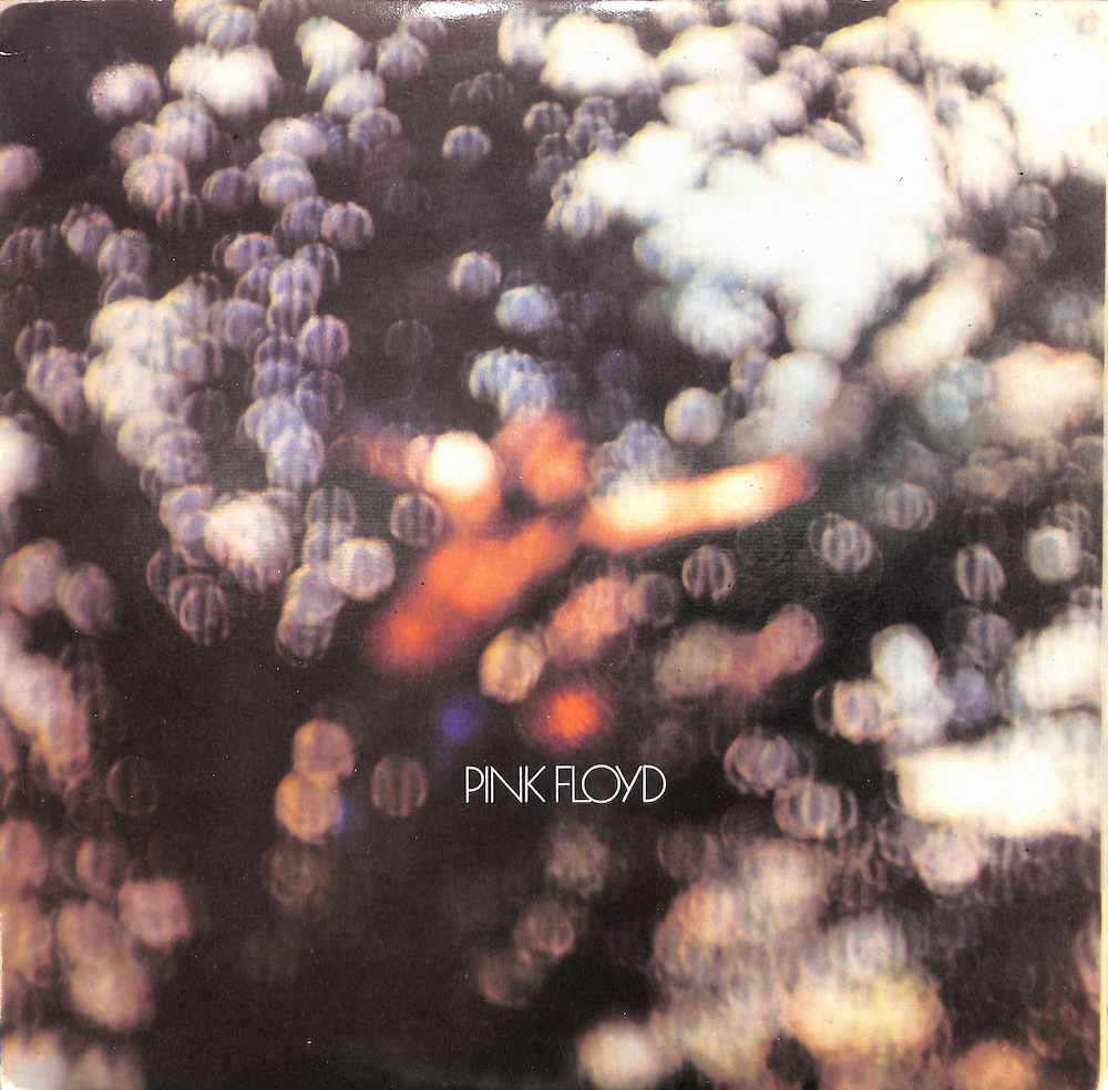 PINK FLOYD - Obscured By Clouds - 33T