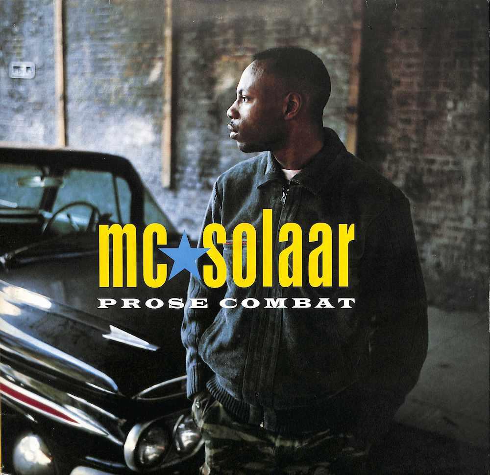 MC SOLAAR - Prose Combat - 33T