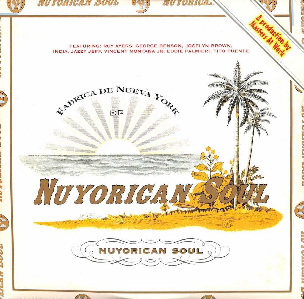 NU YORICAN SOUL - Nuyorican Soul - LP
