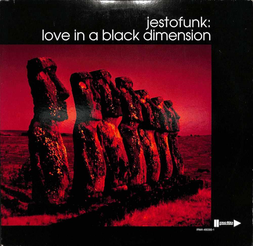 JESTOFUNK - Love In A Black Dimension - 33T