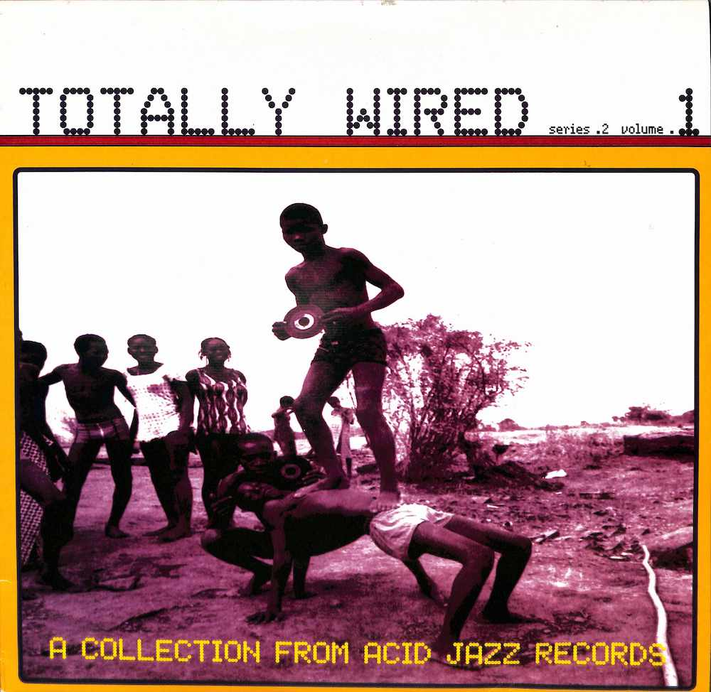 V.A. - Totally Wired Series. 2 Volume. 1 - LP