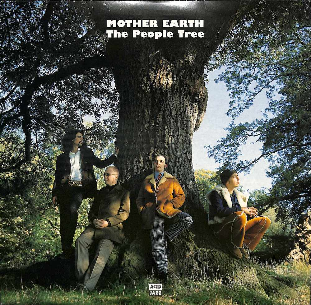 MOTHER EARTH - The People Tree - LP