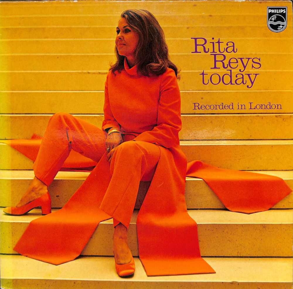 RITA REYS - Today - LP