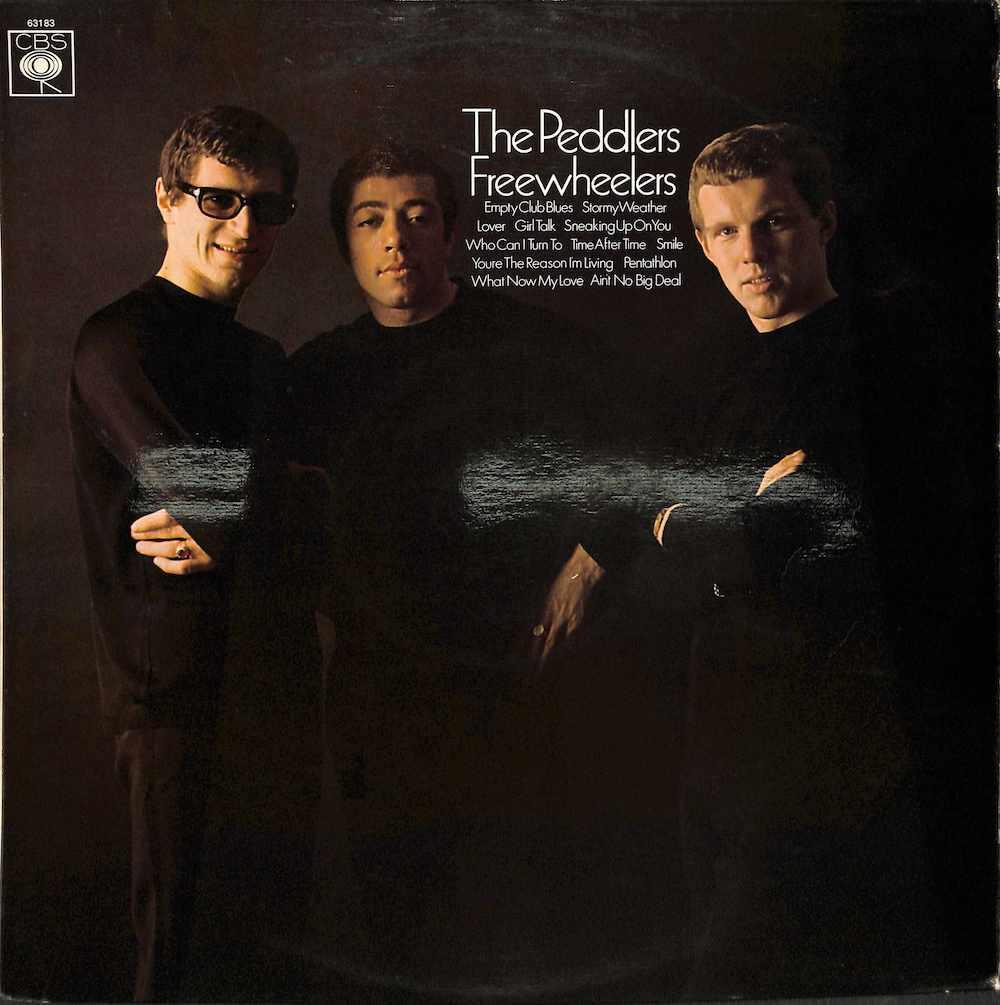 PEDDLERS - FREEWHEELERS - LP