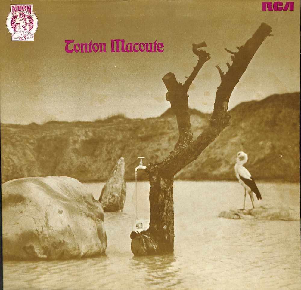 TONTON MACOUTE - Tonton Macoute - LP