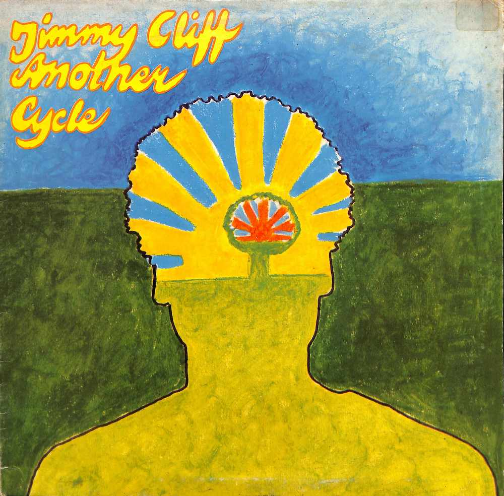 JIMMY CLIFF - Another Cycle - LP
