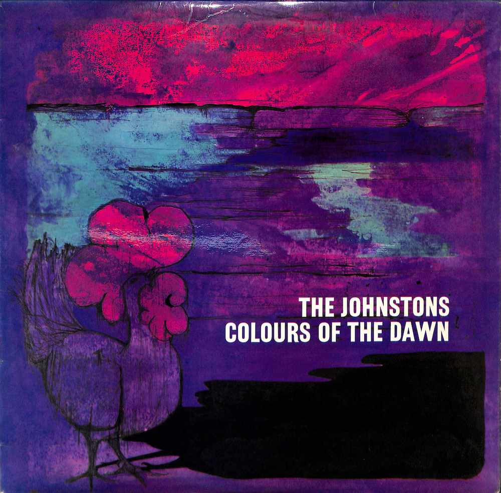 JOHNSTONS - Colours Of The Dawn - 33T