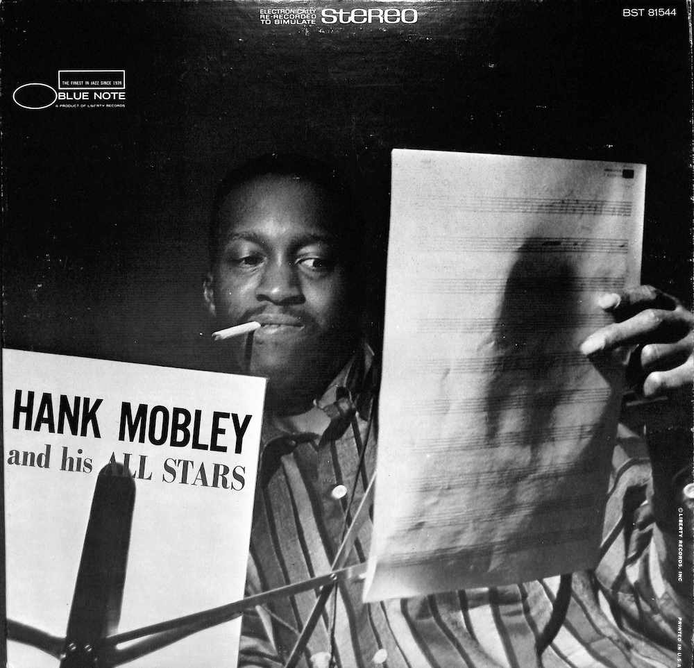 HANK MOBLEY AND HIS ALL STARS - Hank Mobley And His All Stars - 33T