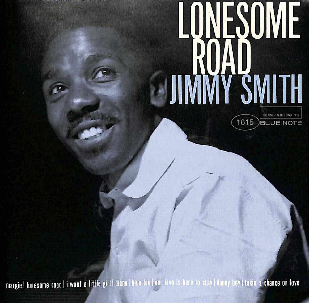 JIMMY SMITH - Lonesome Road - CD
