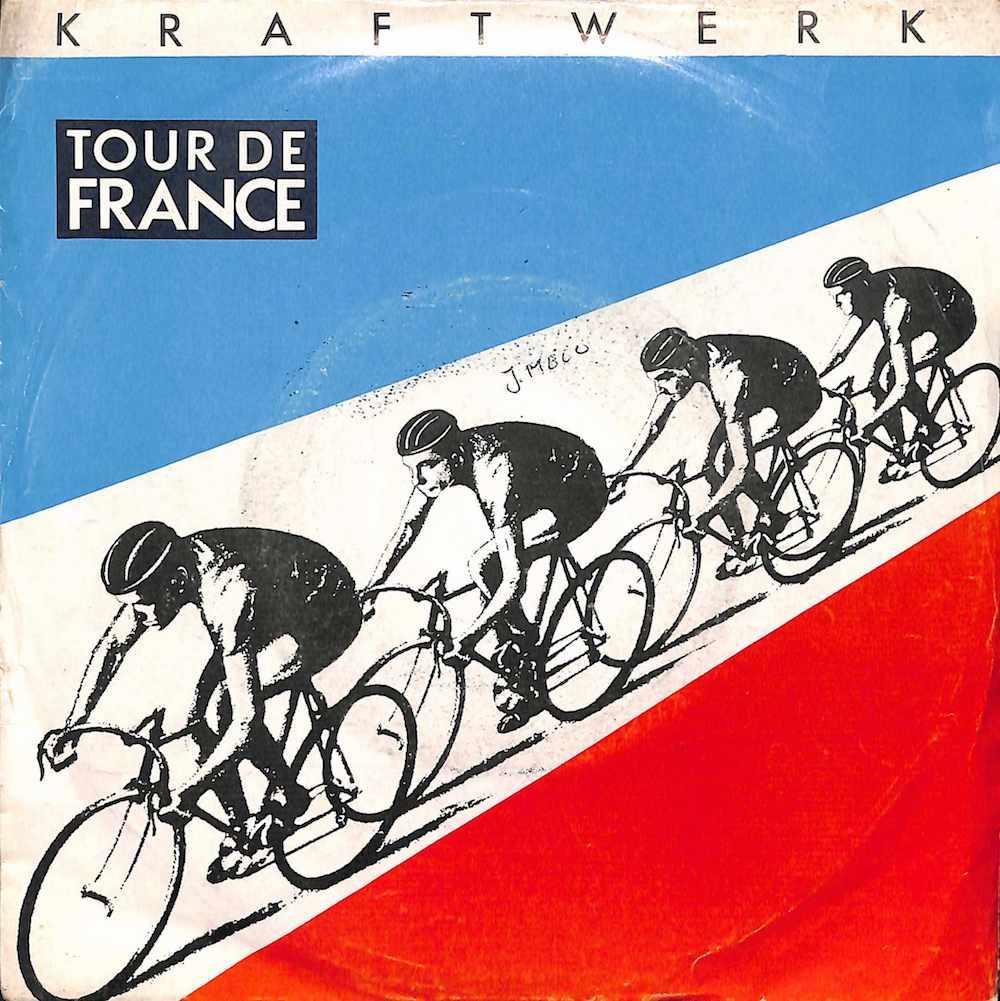 KRAFTWERK - Tour De France - 7inch x 1