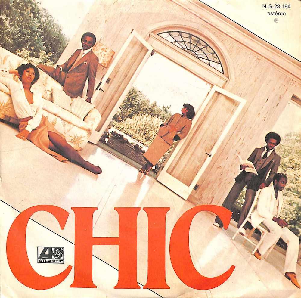 CHIC - Le Freak / Savoir Faire - 45T x 1