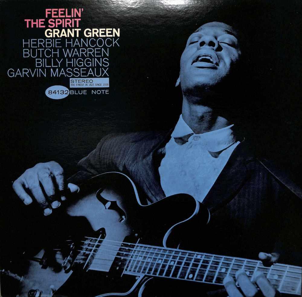 GRANT GREEN - Feelin' The Spirit - 33T