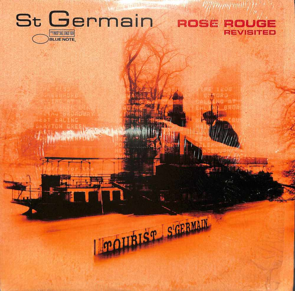 ST GERMAIN - Rose Rouge: Revisited - Maxi x 1