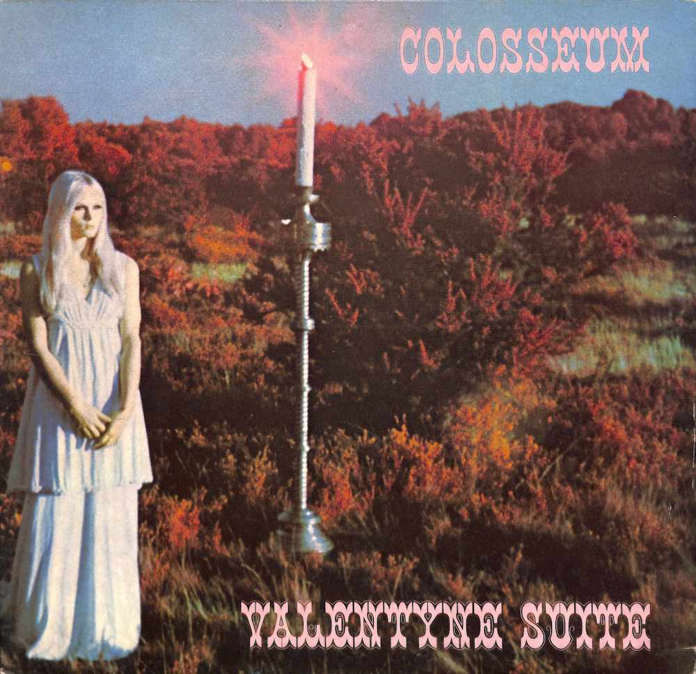 COLOSSEUM - Valentyne Suite - LP