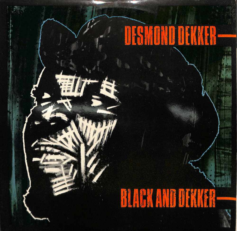 DESMOND DEKKER - Black And Dekker - LP