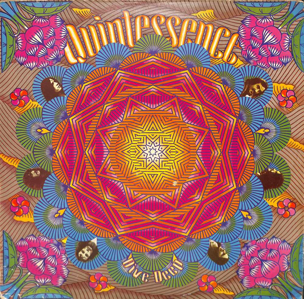 QUINTESSENCE - Dive Deep - LP