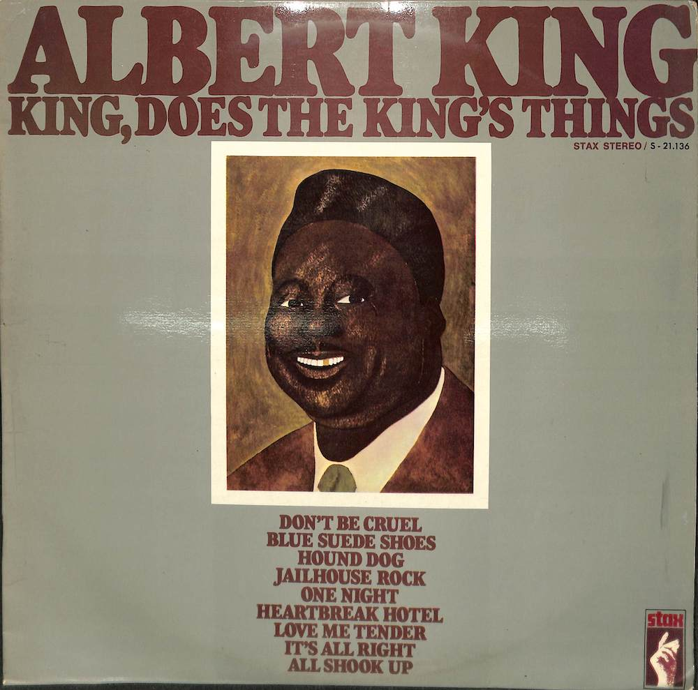 ALBERT KING - King Does The King's Things - LP