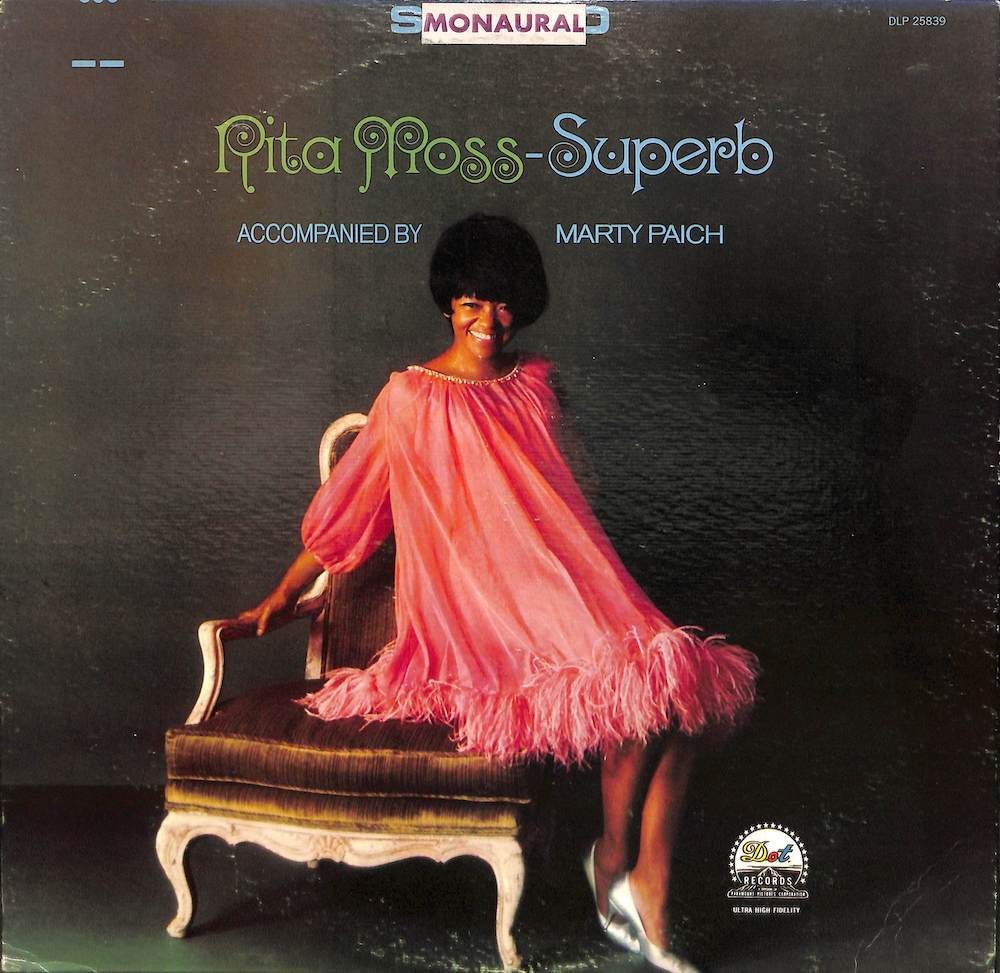 RITA MOSS - Introducing - LP