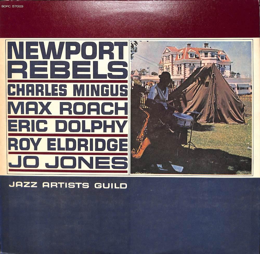 V.A.: CHARLES MINGUS - Newport Rebels - LP